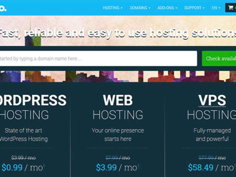 Funio Canada Web Hosting